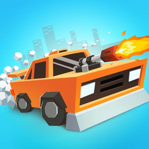 Road Rage 3D : 狂怒飞车