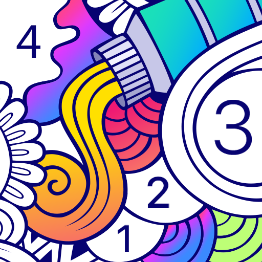 BATIQ Coloring book :色彩疗法|成年人涂色书