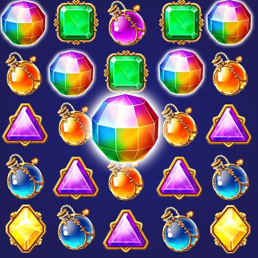 宝石城堡 - 神秘宝石冒险