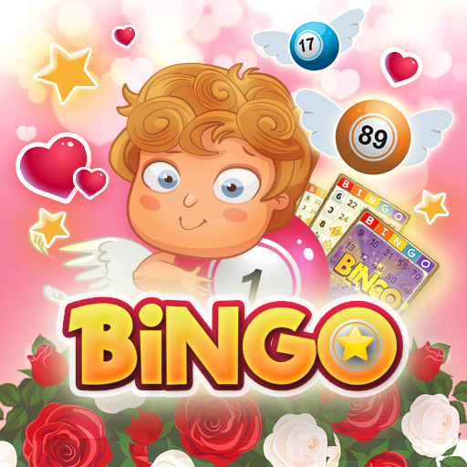 Cupid Bingo: Valentines Day Love Story
