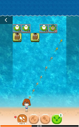 益智类游戏 - 守卫岛