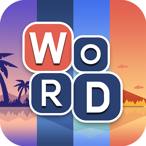 Word Town: Search, find & crush in crossword games