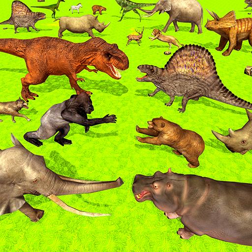 野生动物王国保卫战