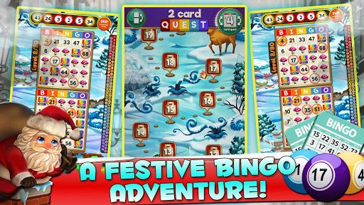 Santa Bingo - Xmas Magic