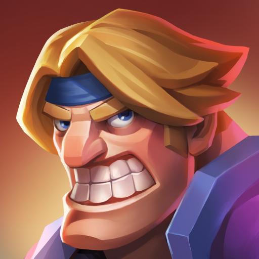 英雄传奇-RPG策略放置游戏