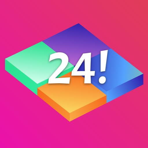 Chain Crush 24 | 拖动和合并数字链