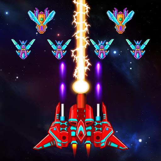 银河攻击:孤胆枪手