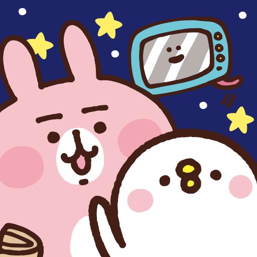 卡娜赫拉的小動物 P助&粉紅兔兔 加油吧!火箭!