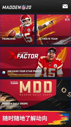 Madden NFL 20 Companion