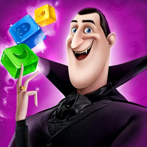 Hotel Transylvania Blast - Puzzle Game