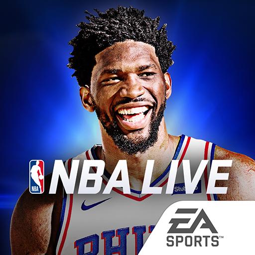 NBA LIVE: 勁爆美國職籃