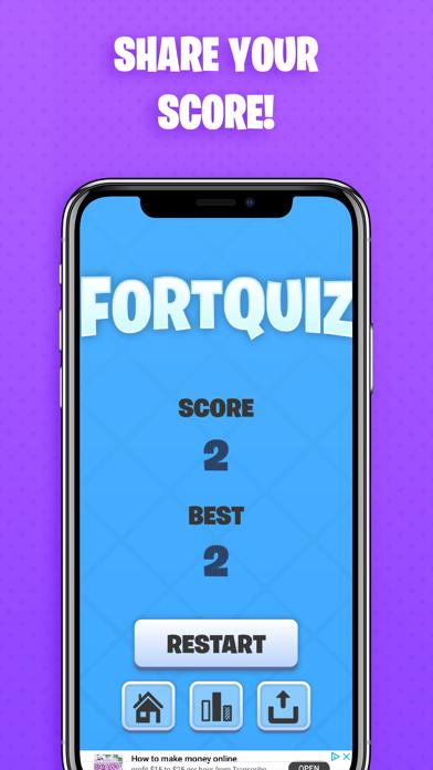 Quiz for Fortnite VBucks Pro