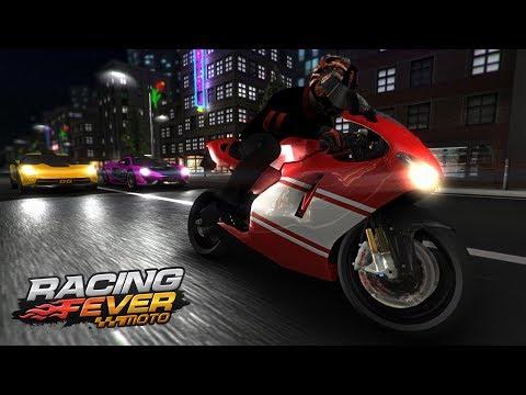 狂热竞速:摩托